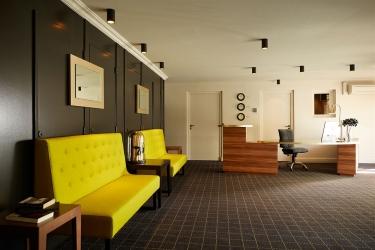 Hotel Atrium: Lobby VALENCE