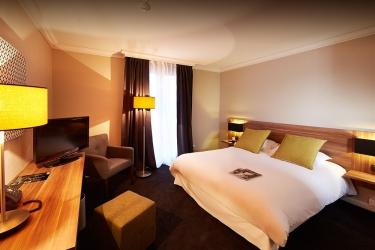 Hotel Atrium: Photo descriptive VALENCE