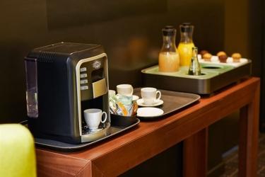 Hotel Atrium: Plateau thé / café VALENCE