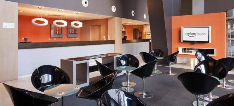 Hotel Ilunion Aqua-3: Bar VALENCE