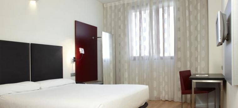 Hotel Ilunion Aqua-3: Chambre jumeau VALENCE
