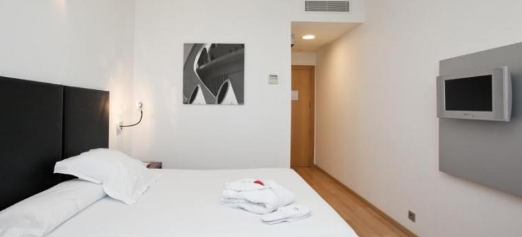 Hotel Ilunion Aqua-3: Chambre VALENCE