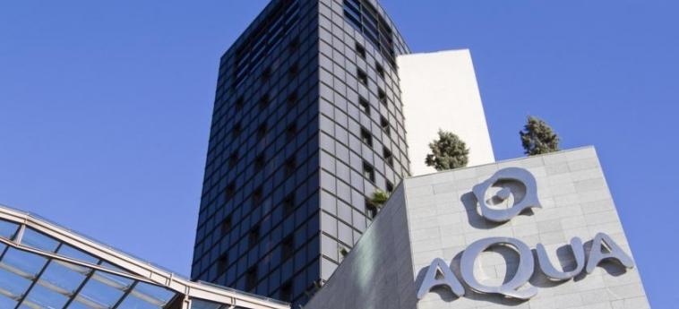 Hotel Ilunion Aqua-3: Exterieur VALENCE