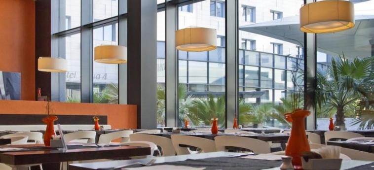 Hotel Ilunion Aqua-3: Restaurant VALENCE