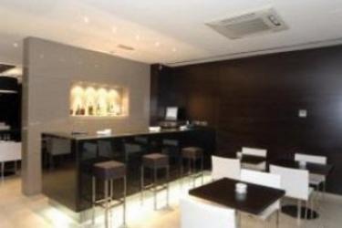Hotel Zenit Valencia: Bar VALENCE