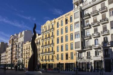 Hotel Zenit Valencia: Exterieur VALENCE