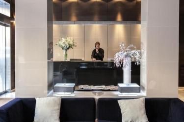 Hotel Zenit Valencia: Lobby VALENCE