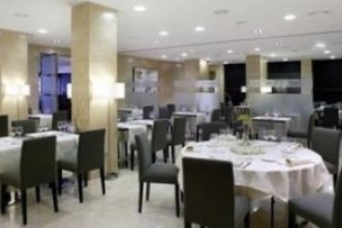 Hotel Zenit Valencia: Restaurant VALENCE