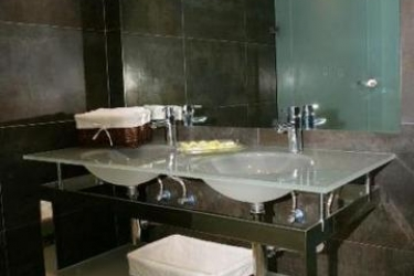 Hotel Zenit Valencia: Salle de Bains VALENCE