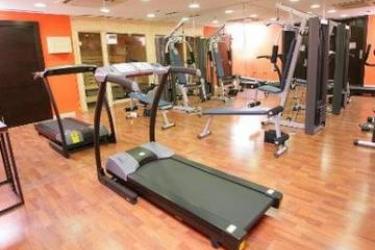 Hotel Zenit Valencia: Salle de Gym VALENCE