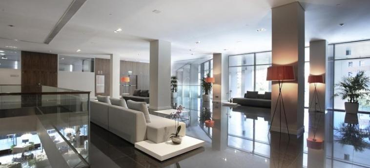 Hotel Primus Valencia: Lobby VALENCE