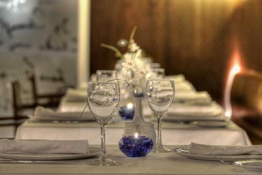 Sweet Hotel Renasa: Restaurant VALENCE