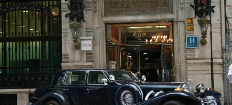 Hotel One Shot Palacio Reina Victoria 04: Detail VALENCE