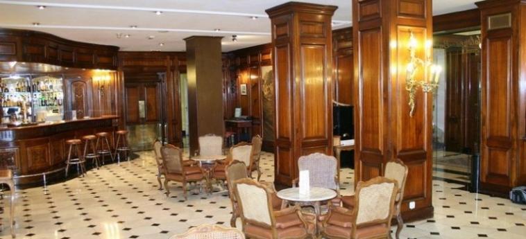 Hotel One Shot Palacio Reina Victoria 04: Lounge Bar VALENCE