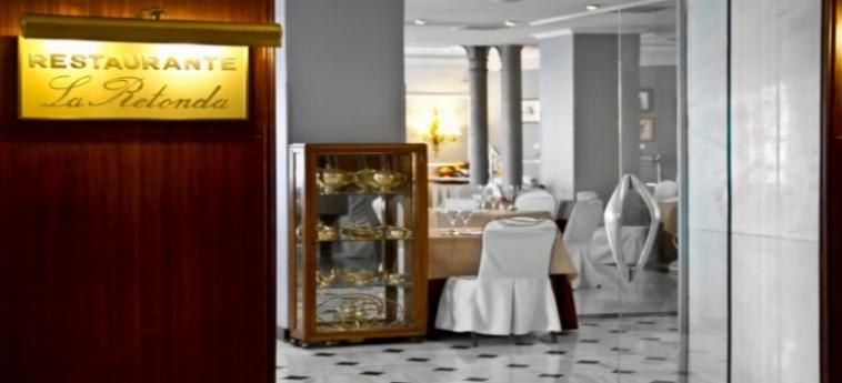 Hotel One Shot Palacio Reina Victoria 04: Restaurant VALENCE