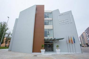 Hotel Alaquas: Extérieur VALENCE