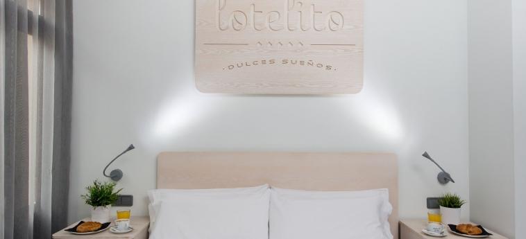Hotel Lotelito: Habitación VALENCIA
