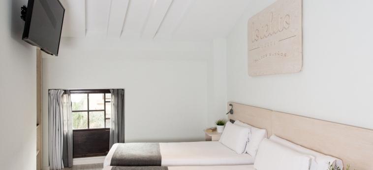 Hotel Lotelito: Room - Guest VALENCIA