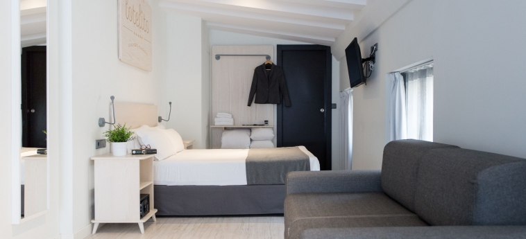 Hotel Lotelito: Room - Double VALENCIA