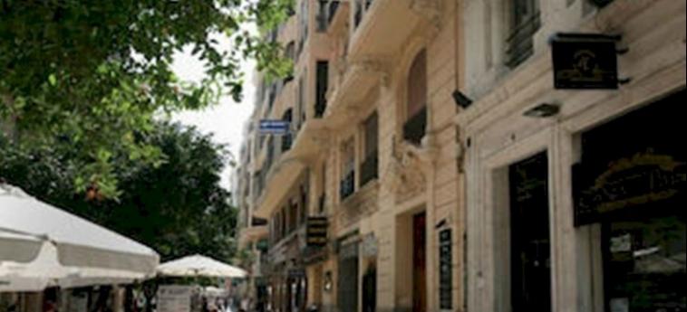 Pension Alicante: Park VALENCIA