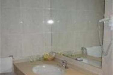 Hotel Casinò Monte Picayo: Badezimmer VALENCIA