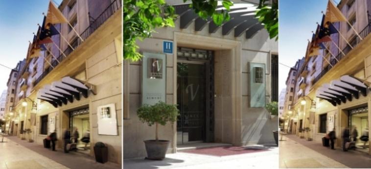 Hotel Vincci Lys: Dettagli Strutturali VALENCIA