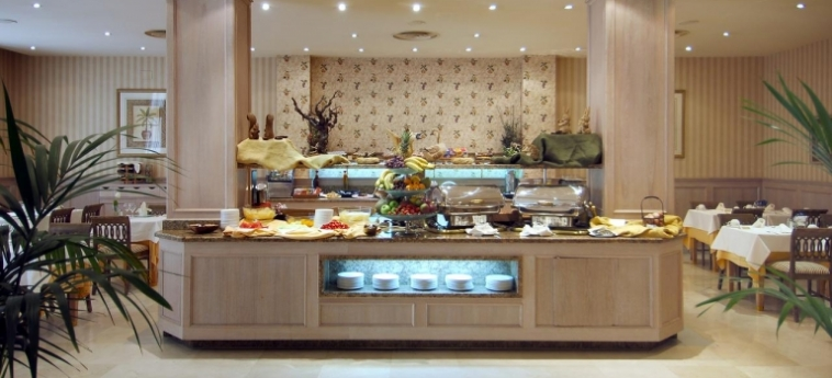 Hotel Vincci Lys: Sala de Desayuno VALENCIA