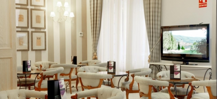 Hotel Vincci Lys: Lounge VALENCIA