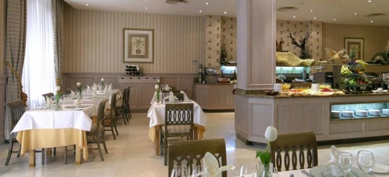 Hotel Vincci Lys: Restaurant VALENCIA