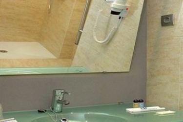 As Hotel Express Torrent: Badezimmer VALENCIA
