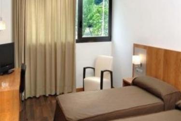 As Hotel Express Torrent: Schlafzimmer VALENCIA