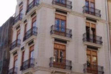 Hotel 5 Flats: Außen VALENCIA