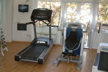 Ayre Hotel Astoria Palace: Centro Fitness VALENCIA