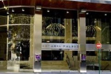Ayre Hotel Astoria Palace: Facciata VALENCIA