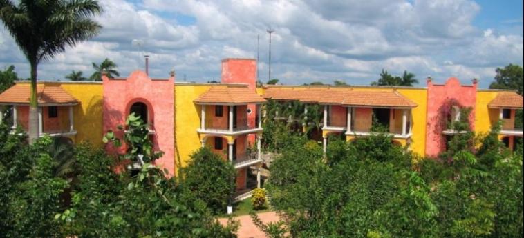 Hotel Ecotel Quinta Regia: Exterior VALLADOLID