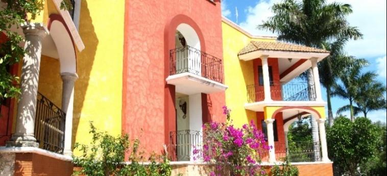 Hotel Ecotel Quinta Regia: Facade VALLADOLID