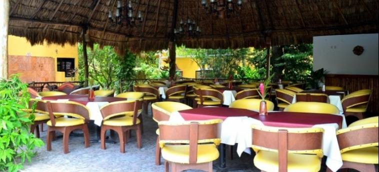 Hotel Ecotel Quinta Regia: Outdoor Restaurant VALLADOLID