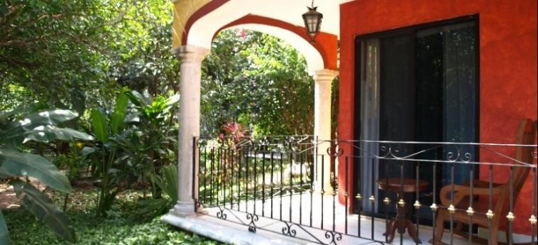 Hotel Ecotel Quinta Regia: Terrace VALLADOLID