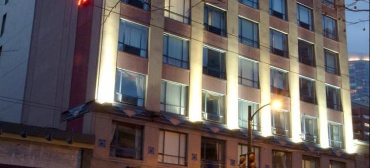 Hotel Ramada Vancouver Downtown: Facade VANCOUVER