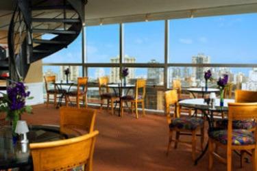 Hotel Sheraton Vancouver Wall Center: Lounge Bar VANCOUVER