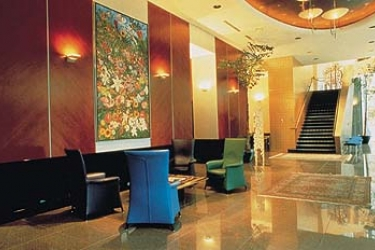 Hotel Sheraton Vancouver Wall Center: Hall VANCOUVER