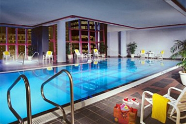 Hotel Sheraton Vancouver Wall Center: Swimming Pool VANCOUVER