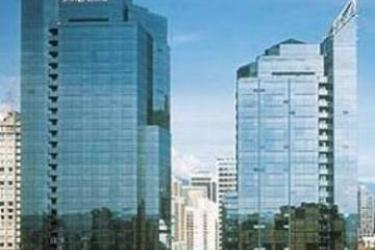 Hotel Sheraton Vancouver Wall Center: Außen VANCOUVER