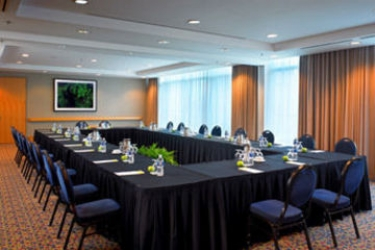 Hotel Sheraton Vancouver Wall Center: Konferenzsaal VANCOUVER