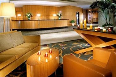 Hotel Sheraton Vancouver Wall Center: Lobby VANCOUVER