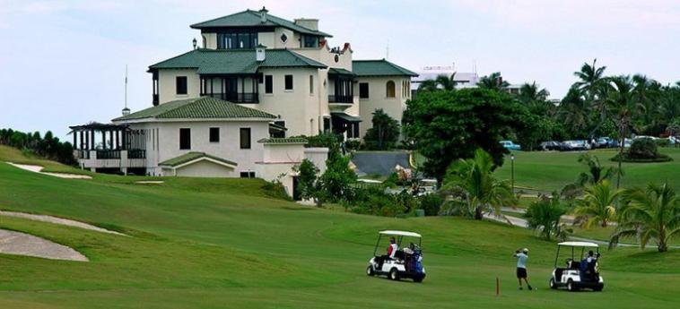 Hotel Melia Las Americas: Campo de Golf VARADERO
