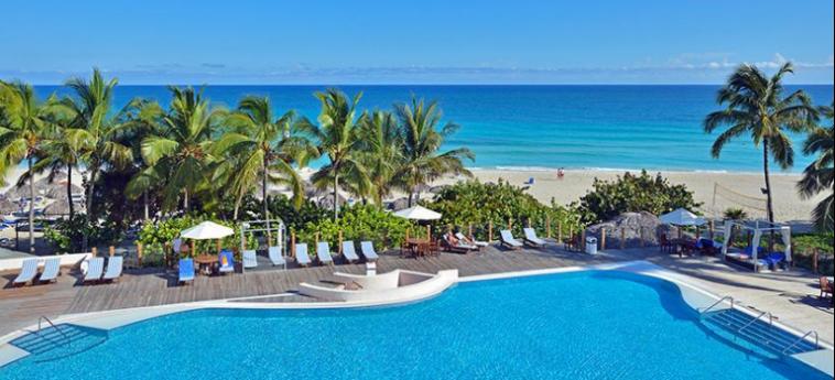 Hotel Melia Las Americas: Piscina Exterior VARADERO