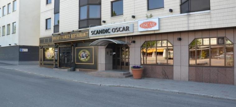 Hotel Oscar: Außen VARKAUS