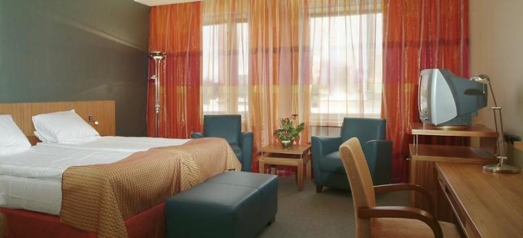Hotel Oscar: Schlafzimmer VARKAUS
