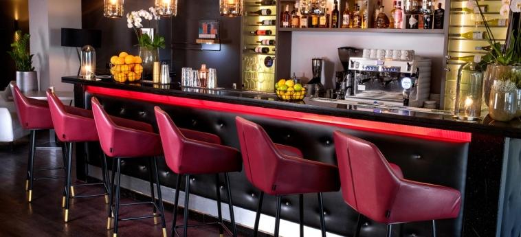 Leonardo Royal Hotel Warsaw: Bar VARSOVIE